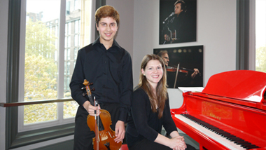 Concert at the Elgar Room