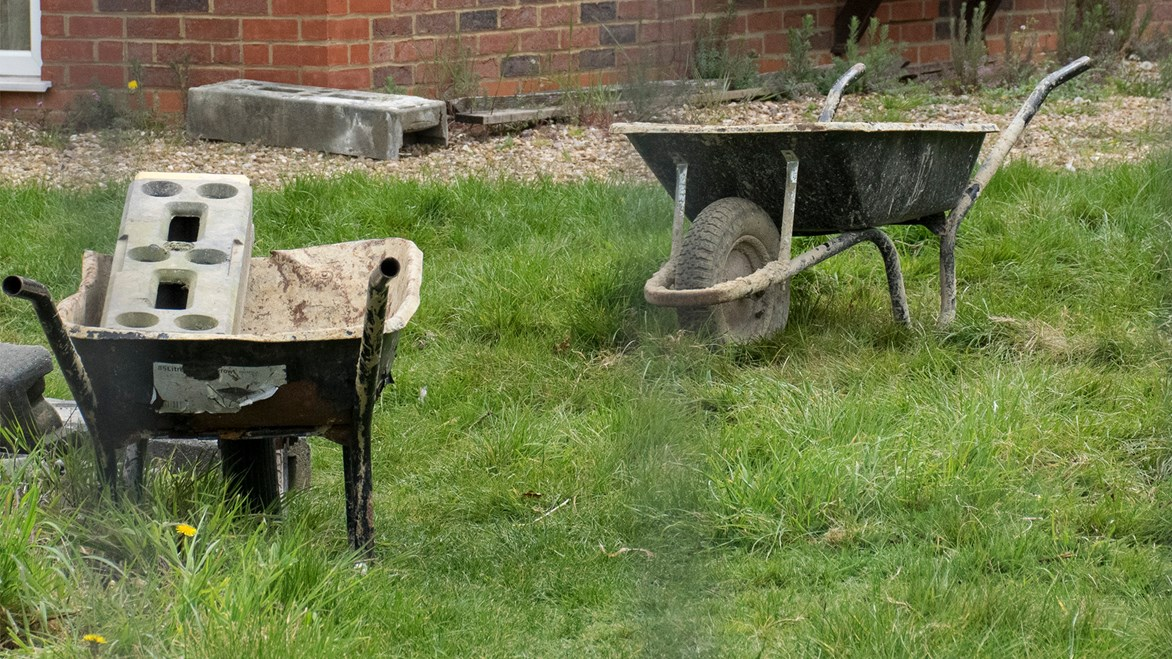 Working Wheelbarrows